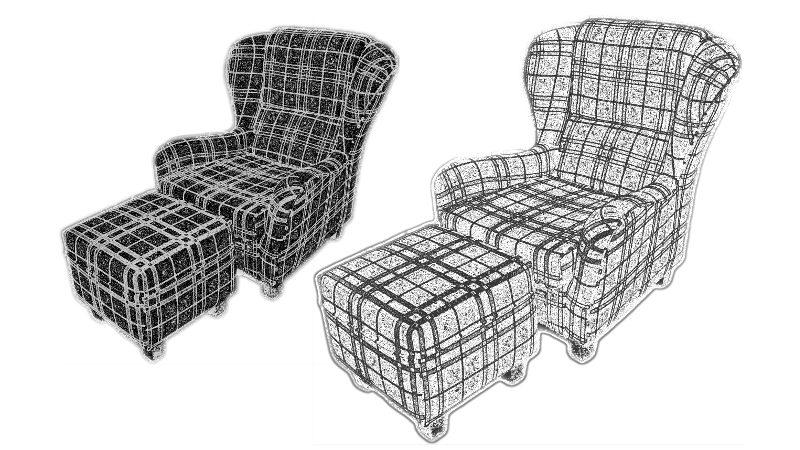 Bild Kategorie Sessel und Hocker